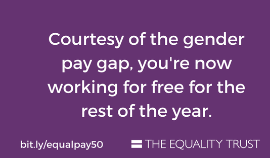 Equal Pay 50 Campaign