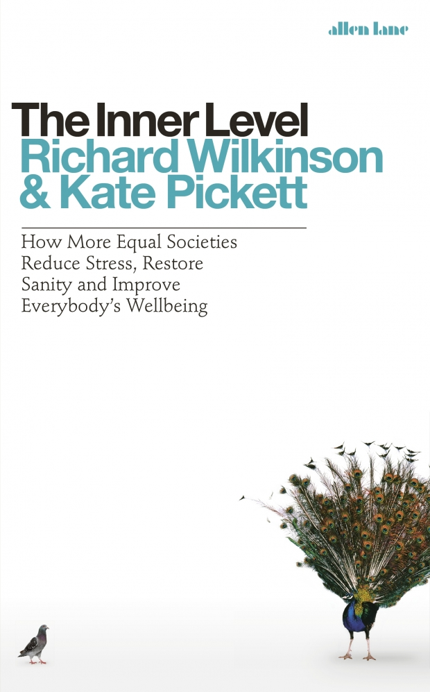 The Inner Level by Richard Wilkinson and Kate Pickett