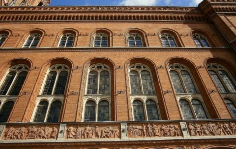 facade of a townhall